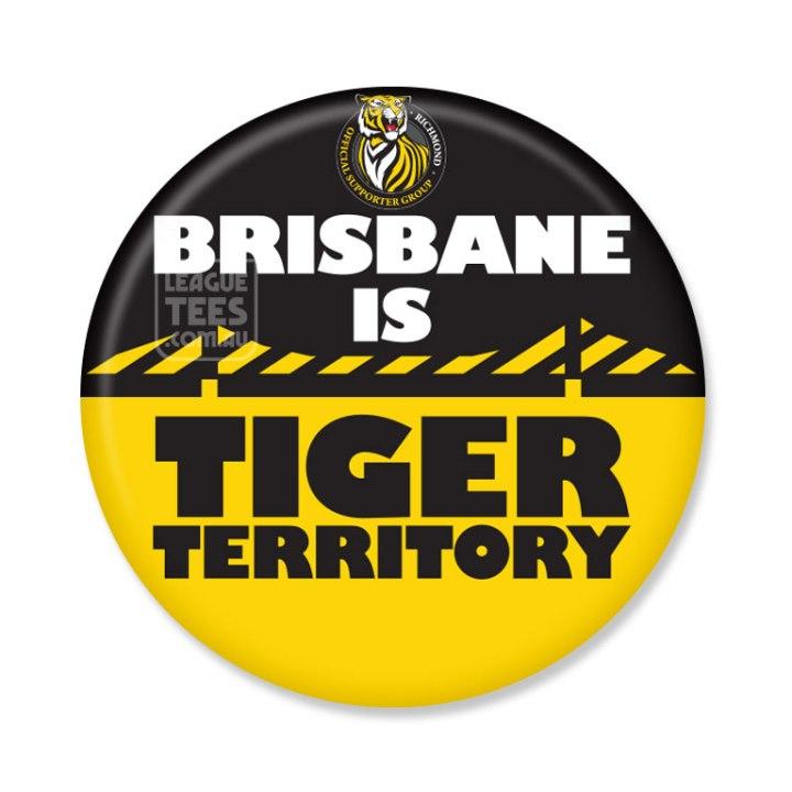 richmond tigers grand final badge