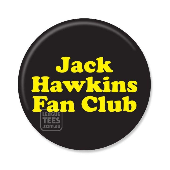 jack hawkins badge