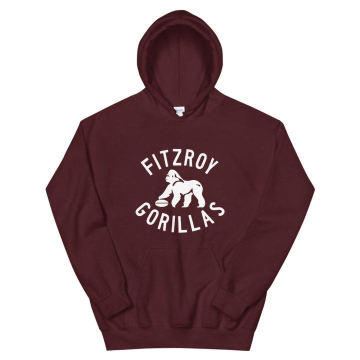 fitzroy football hoodie
