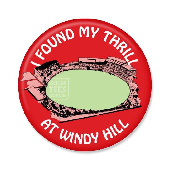 windy hill football ground badge