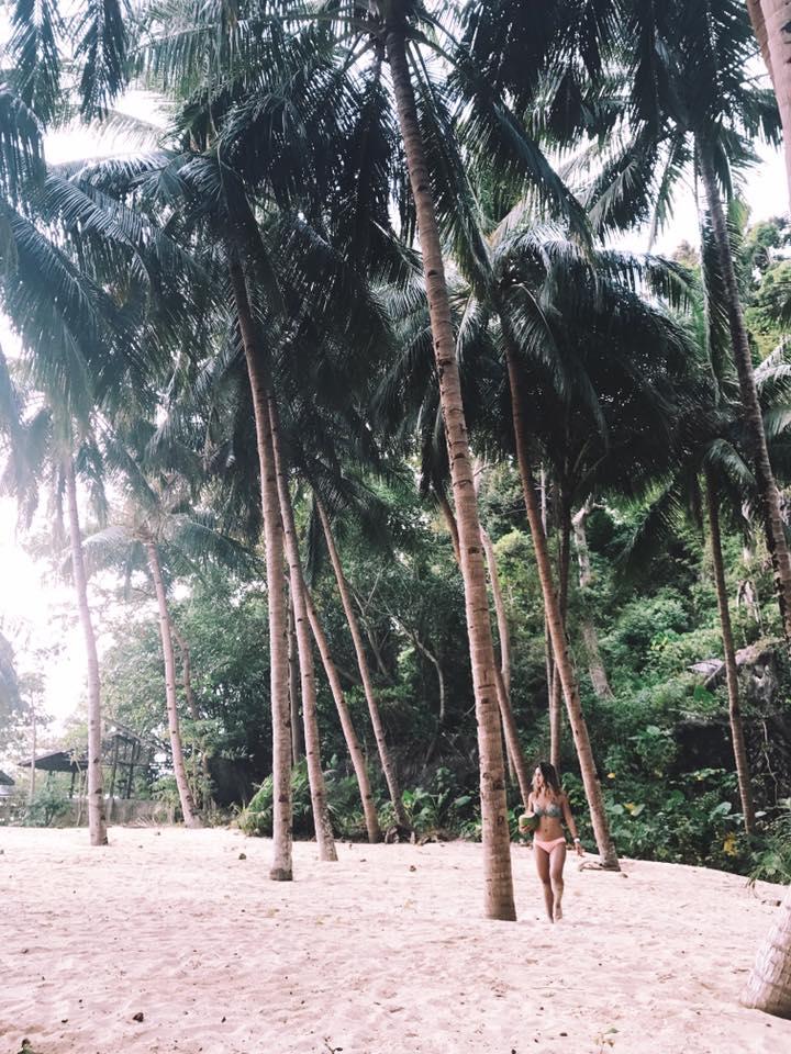 palawan comando beach
