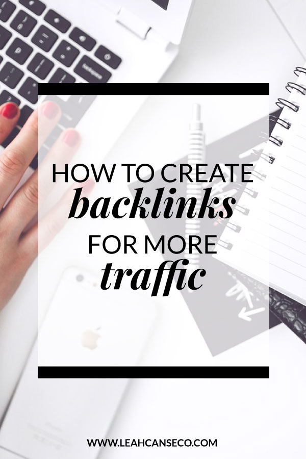more backlinks