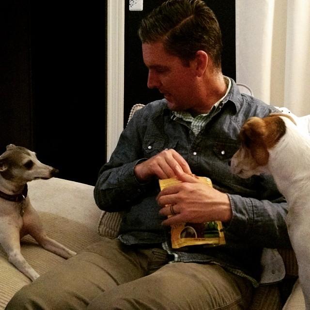 The dog whisperer.
