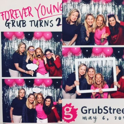 GrubStreet Turns 20 | leahdecesare.com