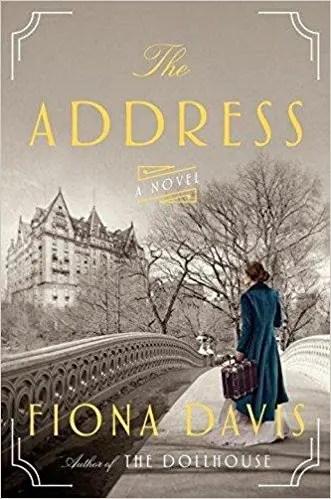 The Address by Fiona Davis | leahdecesare.com