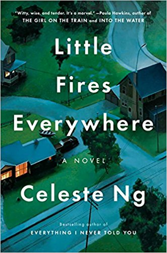 Little Fires Everywhere | leahdecesare.com