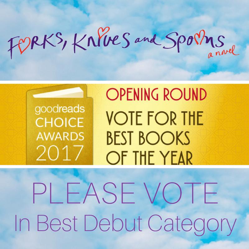 Goodreads Choice Awards | leahdecesare.com