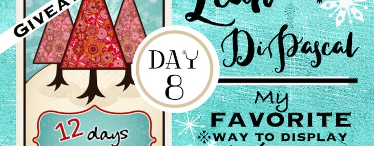 Yay … It's a Christmas Giveaway!