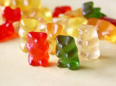 Image gummy bear riot
