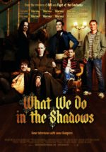 movie poster What We Do in the Shadows (2014)