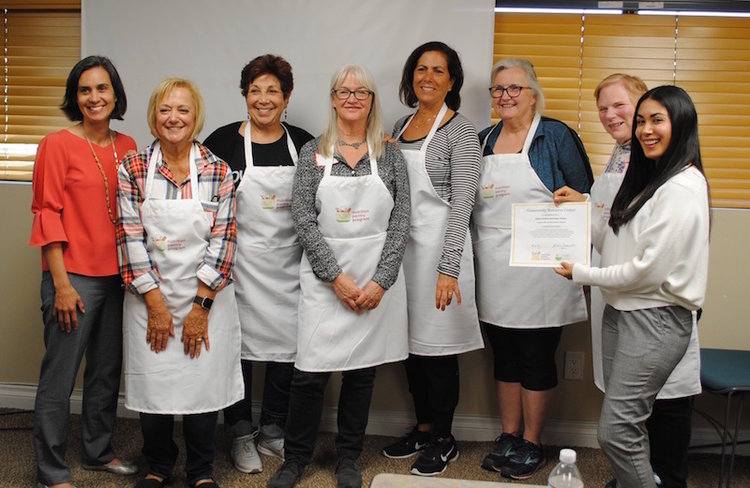 Our First NPP Gold-Certified Pantry: CRC