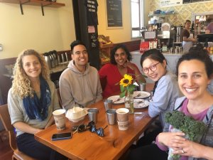 Guest Post from Karlo Cordova, SF State Healthy Ed Student Intern