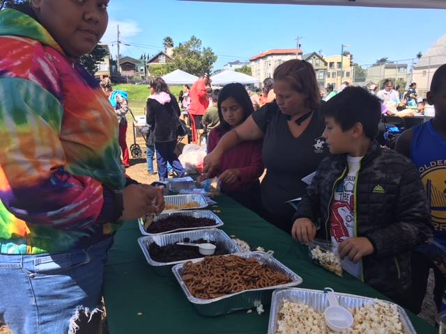 Potrero Back to School Event
