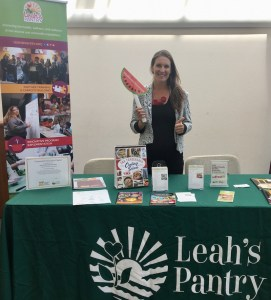 LP at the Sacramento Food Bank Agency Conference