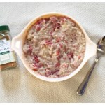 oats1 - Creamy Raspberry Coconut Porridge