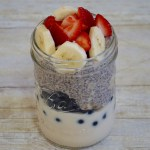 yogurt chia parfait leahs platee - Yogurt & Chia Parfait (gluten-free)
