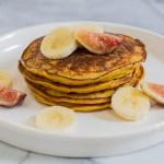 Flourless Paleo Pumpkin Pancakes by Leahs Plate7 - Flourless Paleo Pumpkin Pancakes