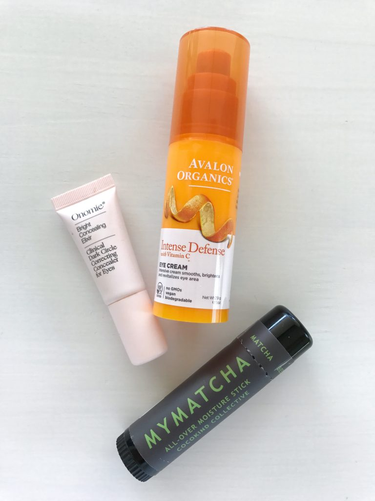 Morning Skincare Routine eyes 768x1024 - My Morning Skincare Routine: Favorite Non-Toxic Products