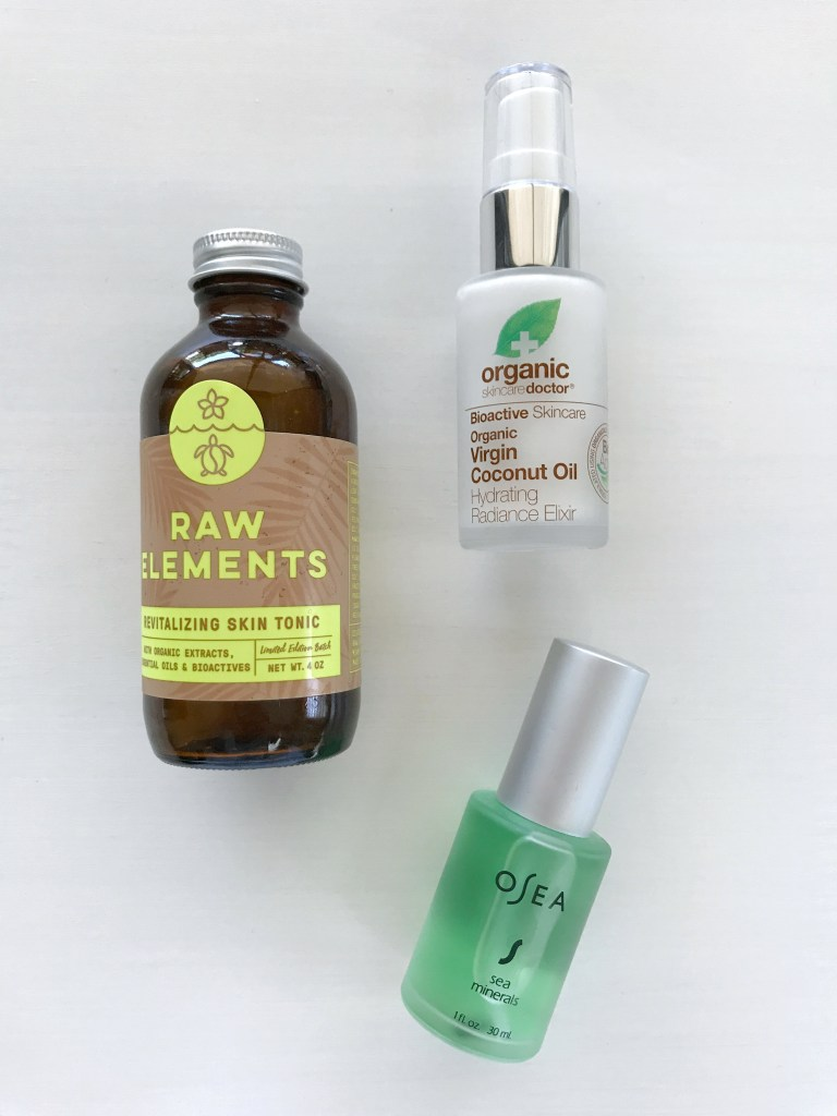 Morning Skincare Routine sprays 768x1024 - My Morning Skincare Routine: Favorite Non-Toxic Products