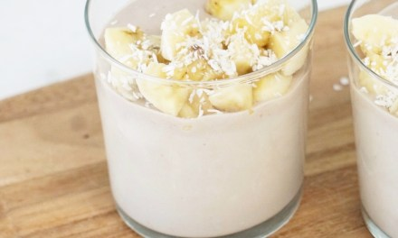 The Easiest & Most Delicious Banana Pudding (Dairy-Free & Gluten-Free)