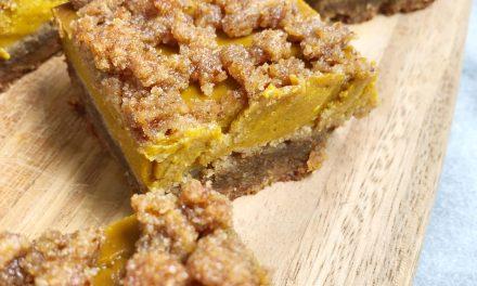 pumpkin bars3 scaled - Recipes