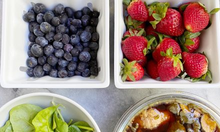 My Tips For Being Time-Efficient with Healthy Eating
