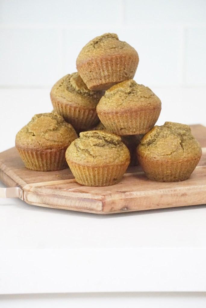 Spinach Muffins (Gluten-Free)
