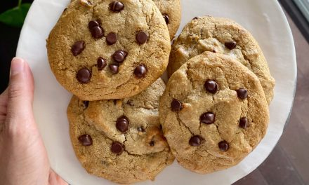 banana chocolate chip cookies scaled - Recipe Index