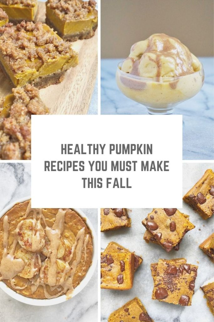 Healthy Pumpkin Recipes You Must Make This Fall 683x1024 - All the delicious healthy PUMPKIN recipes to make this fall!
