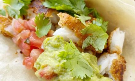 Paleo Crispy Fish Tacos scaled - Recipes