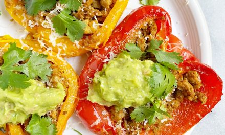 taco stuffed peppers4 scaled - Recipe Index