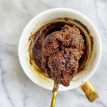 Double Chocolate Mug Cake (vegan & paleo)