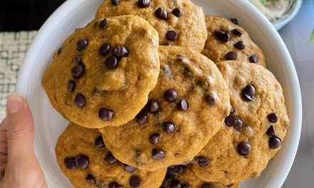 pumpkin cookies scaled - Recipes