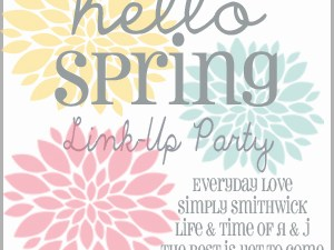 Hello Spring! Cleaning