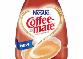 {A Morning Must} Coffee-mate: Extra Sweet & Creamy Creamer