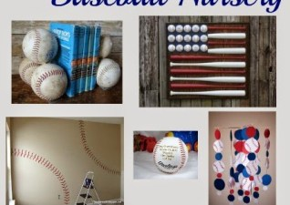 All American Baseball Nursery Inspiration
