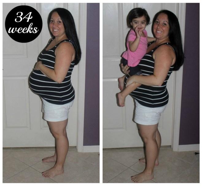 b2 34 weeks
