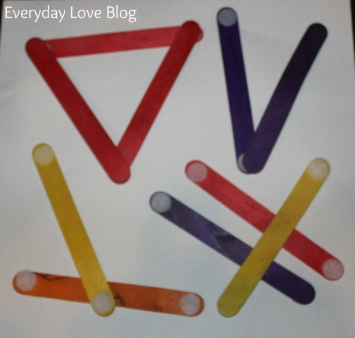 velcro sticks