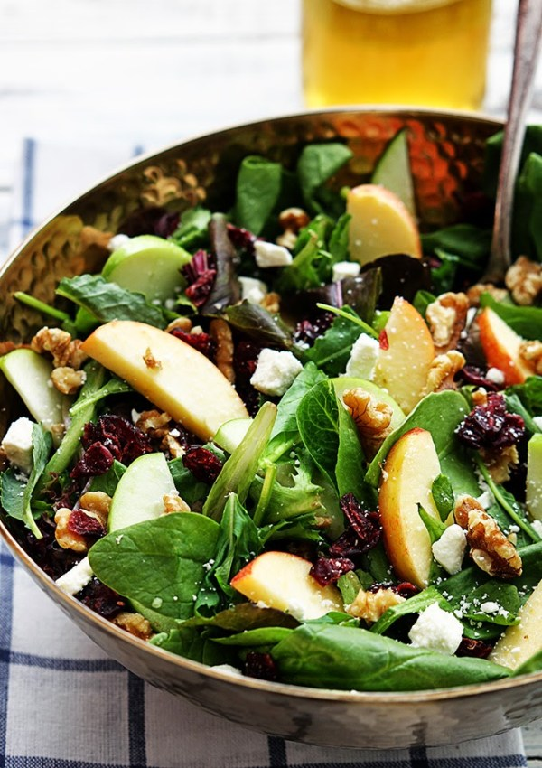 Thanksgiving Menu + Tried & True Recipes