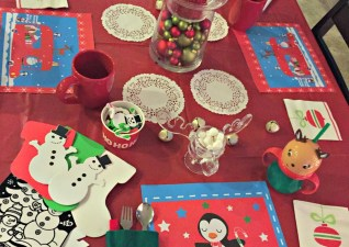 North Pole Breakfast & 25 Toddler Elf on the Shelf Ideas