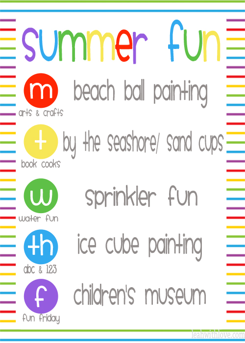 summer fun printable3