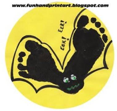 Footprint-bat
