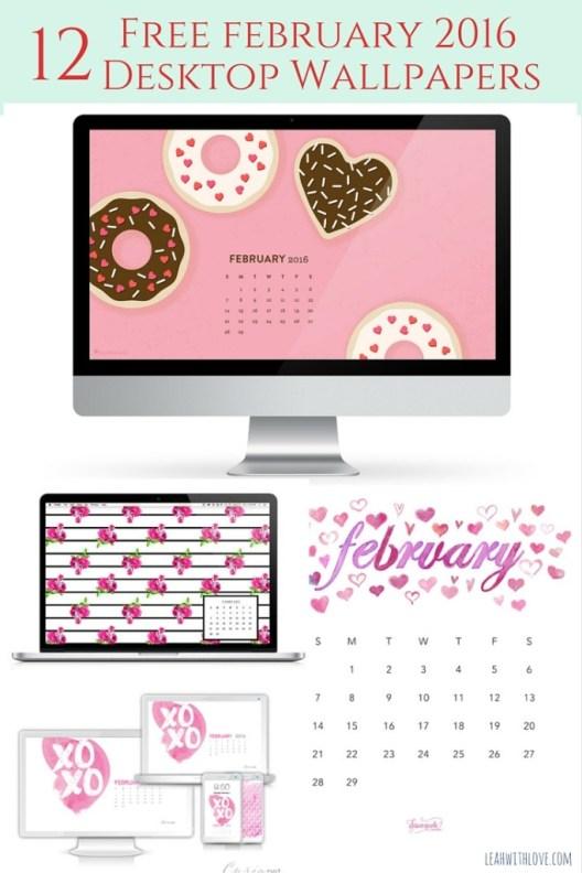 January Desktop Wallpapers (2)