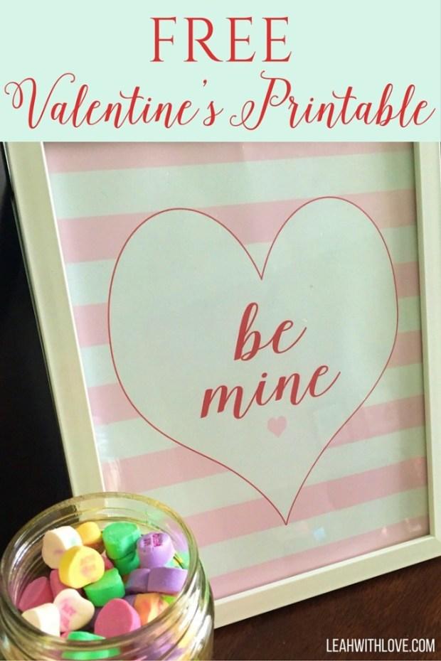 Valentine's Printable (1)