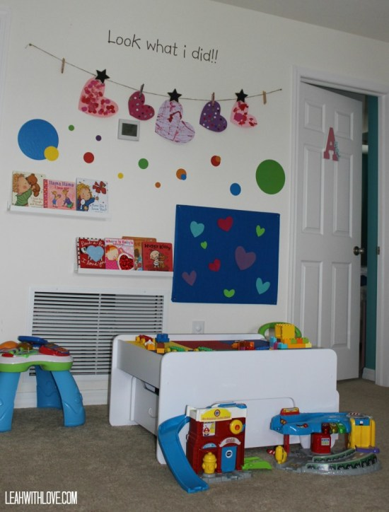 bold fun playroom