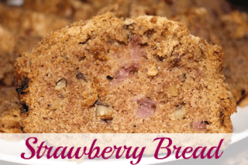 strawberry-bread
