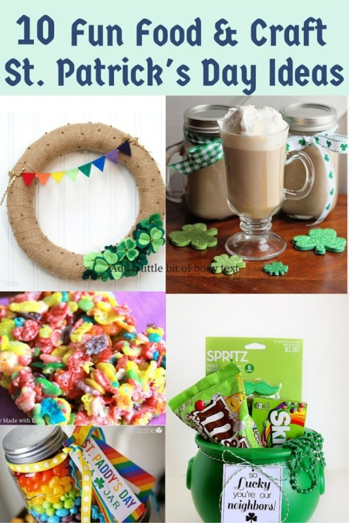 fun st. patricks day ideas