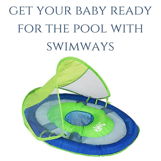 get your baby ready for the pool with swimways (1)