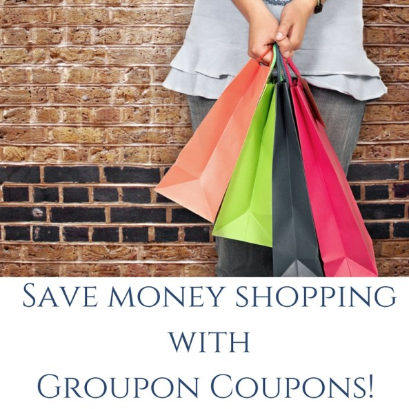Save money shopping with Groupon Coupons!