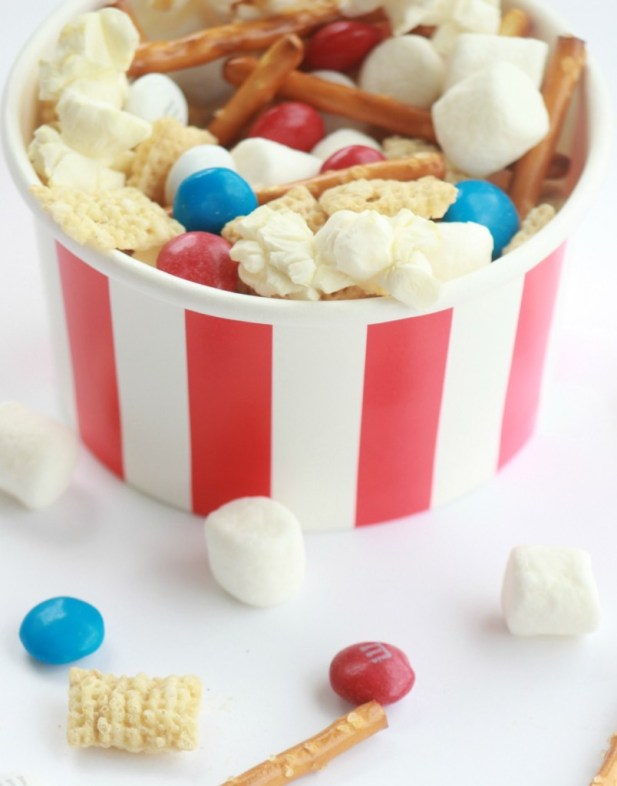 all american snack mix
